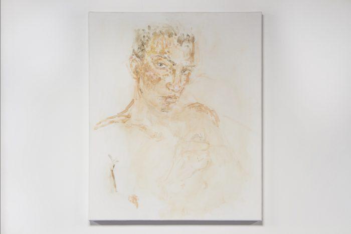 C'est la Vie, 2015, acrylic on canvas, 60 x 50 cm
