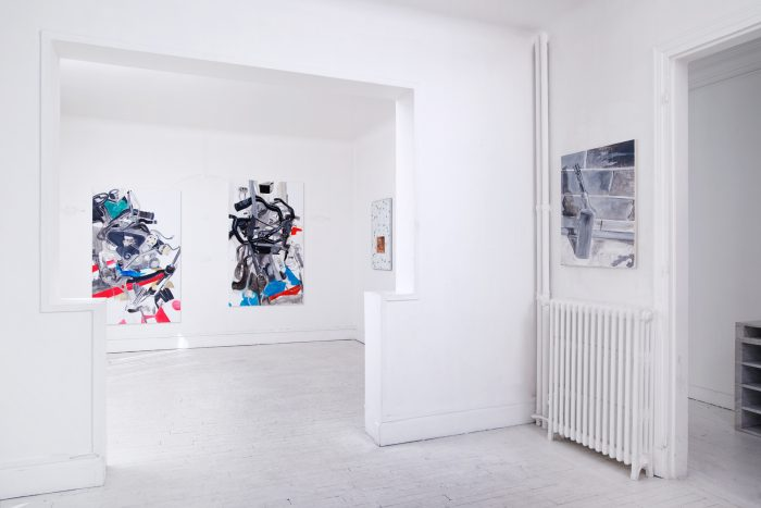 TRANSVAS (with collaborations with WILL BENEDICT), solo exhibition organized by Balice Hertling Galerie, Paris, France, 2015
