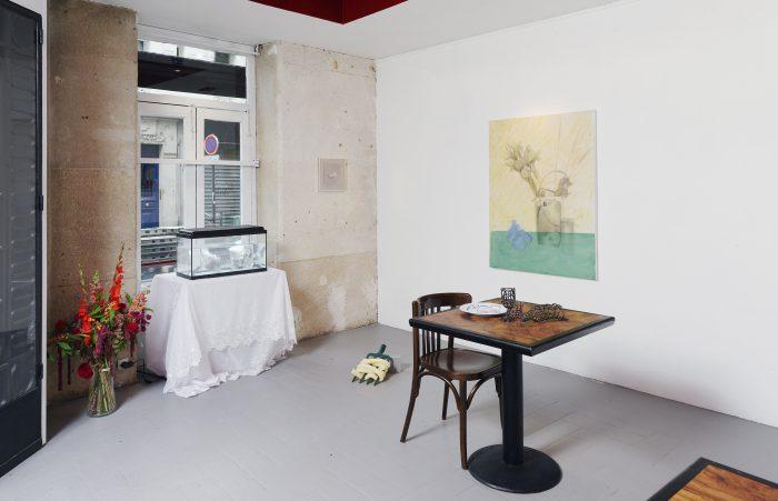 CANARD AU SANS, group show curated by Marie Madec, Sans Titre (2016), Paris, France, 2017